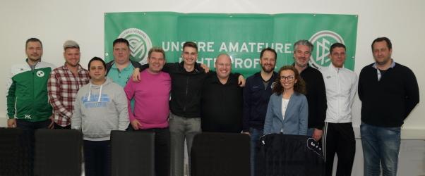 Fussball Verband Mittelrhein C Lizenz Trainerschein Marz 2019